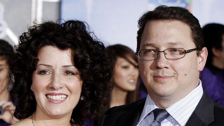 Kevin Jonas Sr. mit seiner Frau Denise