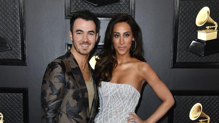 Jonas-Brothers-Star Kevin Jonas und seine Frau Danielle