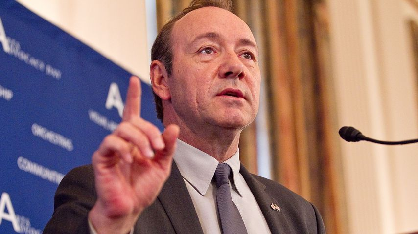 Kevin Spacey, April 2011