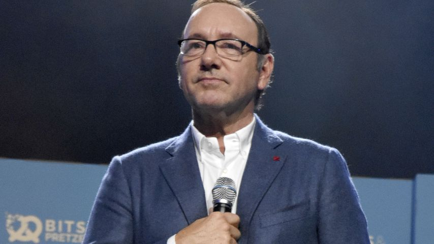 Kevin Spacey beim Founders Festival 2017