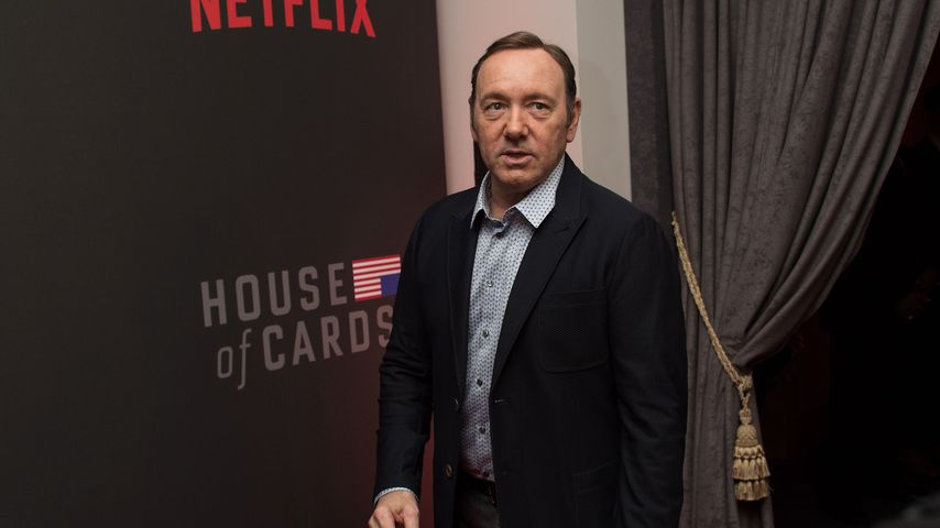 "Kevin Spacey bei einem ""House of Cards""-Event in Washington DC, 2016"
