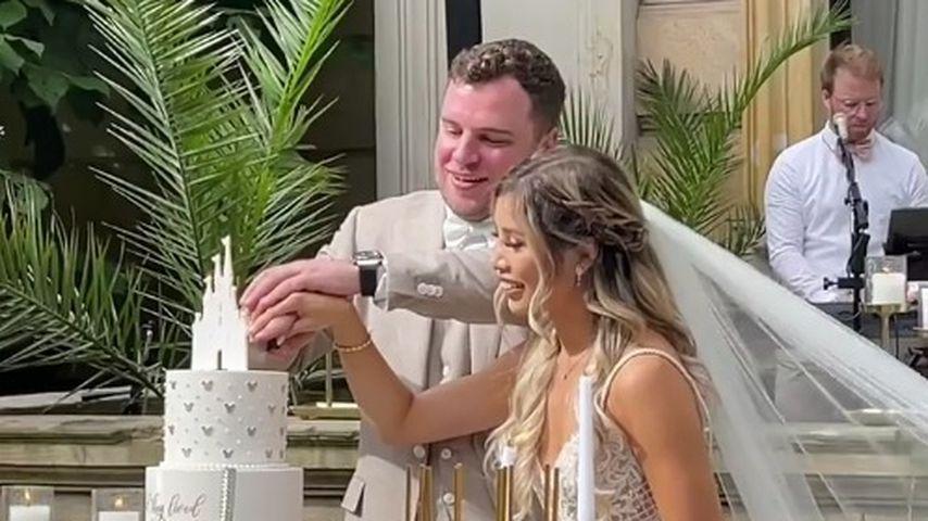 Traum in Weiß: YouTuberin Kisu hatte ihre große Hochzeit
