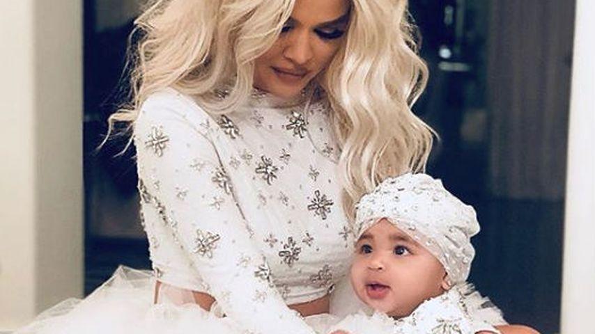 Dank True: Khloe Kardashian erlebt schönstes Weihnachtsfest!