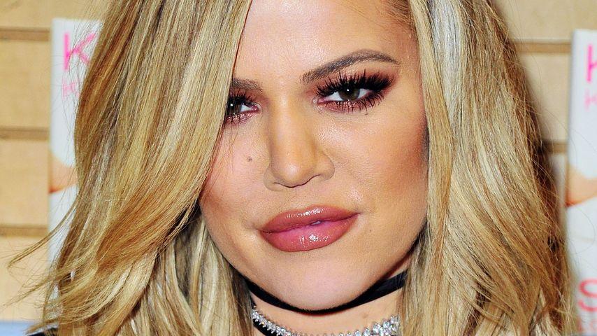 Stolze Tante: Khloe Kardashian schwärmt von Baby Saint West