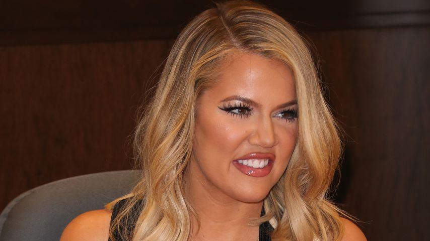 Hatte Khloé Kardashian vor diesem Event ihren Botox-Fail?