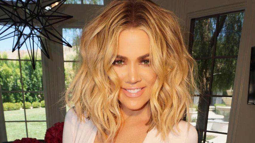 """Body-Frust bei Khloe Kardashian: """"Ich lass die Gabel liegen"""""""