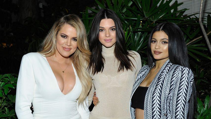 Stolze Schwester Khloe! Kylie Jenner kürt das ELLE-Cover