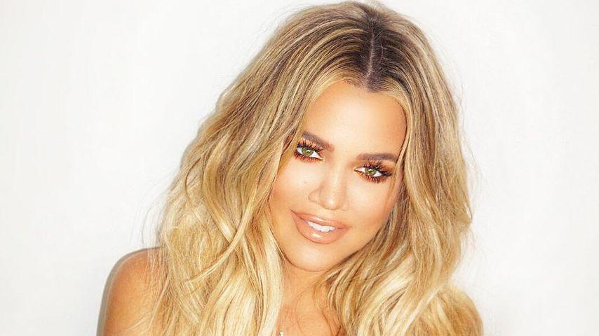 In Baby-Vorfreude: Khloe Kardashian trägt schon Mama-Kette
