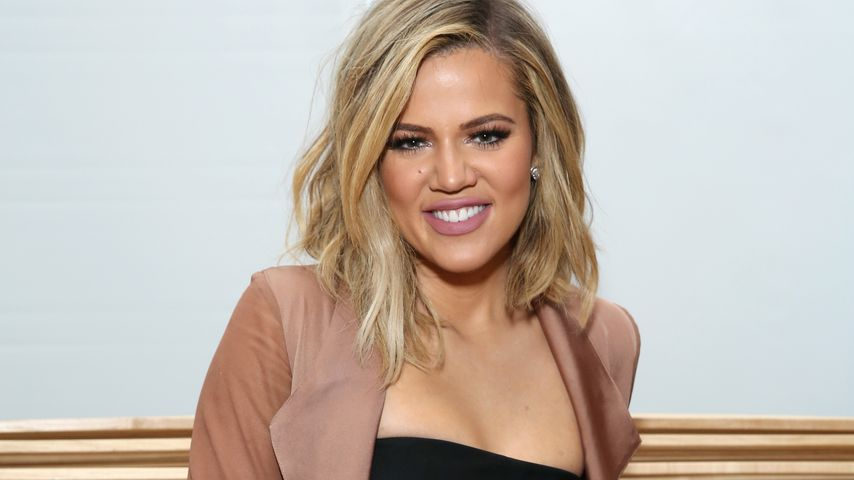 Khloe Kardashian bei einem Event in New York