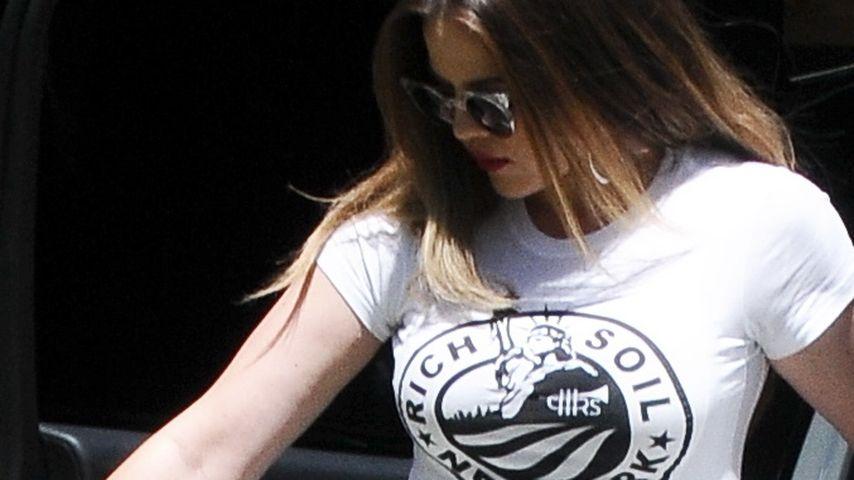 """Khloe Kardashian: Lösung für """"Camel Toe""""-Problem"""