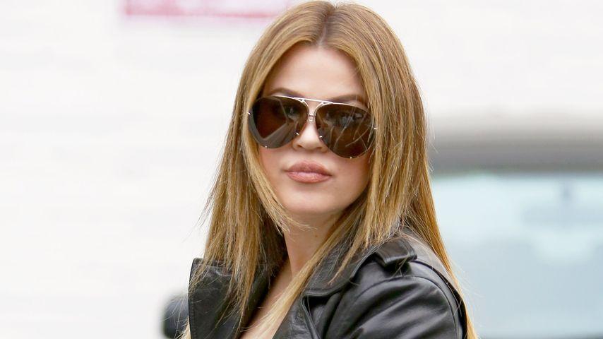 Beauty-Opfer? Khloe Kardashian im Schmollmund-Wahn