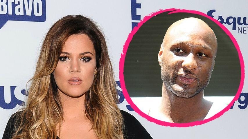 Schock! Khloe Kardashian an Lamars Krankenbett infiziert