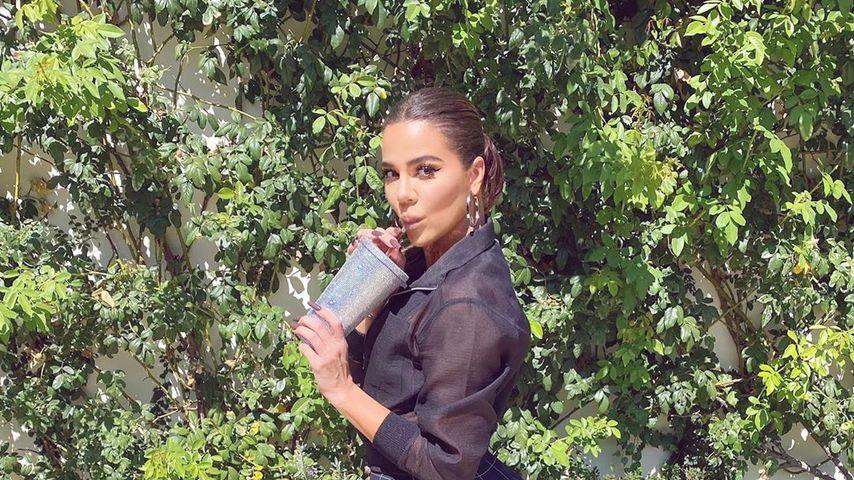 Khloé Kardashian im September 2020
