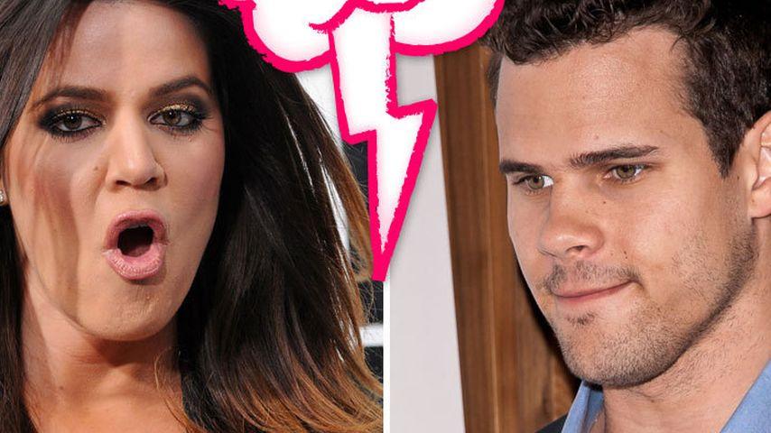 Khloé Kardashian: Kris Humphries ist ekelhaft!