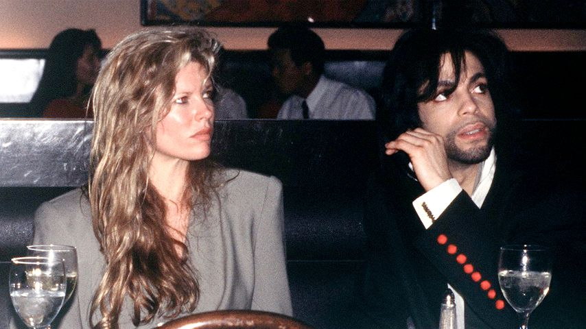 Prince und Kim Basinger