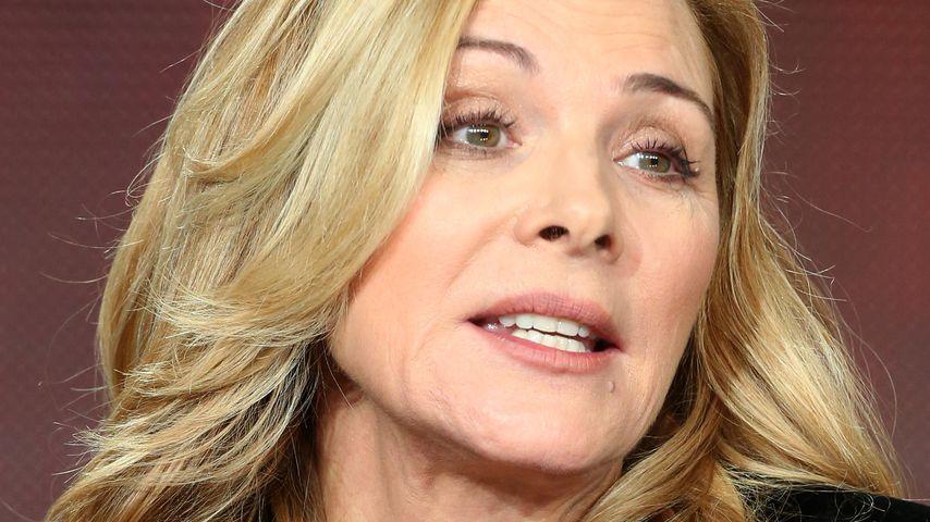Kim Cattrall in Pasadena