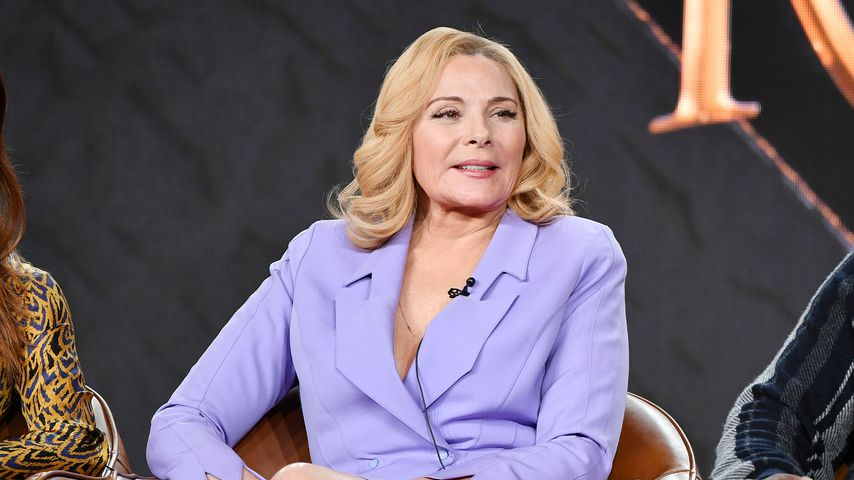 Kim Cattrall im Januar 2020 in Pasadena