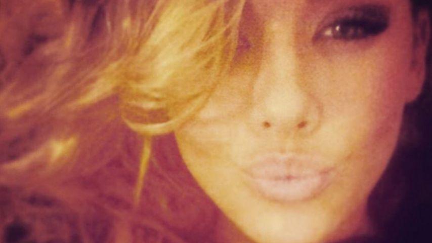 Duckface-Profi: Kim Gloss bezirzt mit schönem Kussmund