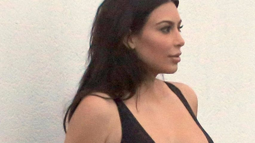 After-Baby-Body: Kim Kardashians Beauty-Doc packt aus!