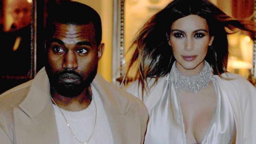 Kim & Kanye: Produzenten spendieren Hochzeit