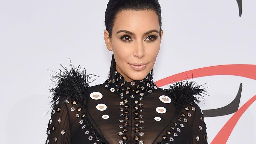 Kim Kardashian bei den CFDA Fashion Awards 2015