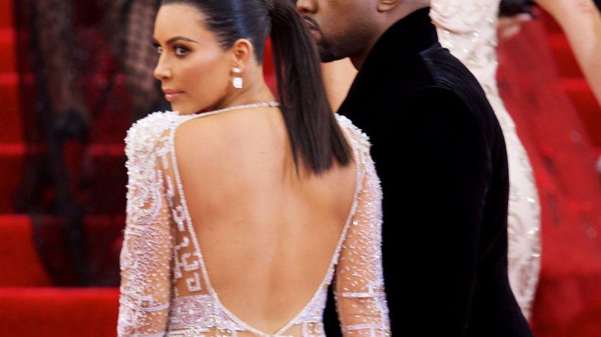 Popo geplatzt? Krasse Gerüchte über Kim Kardashians Hintern