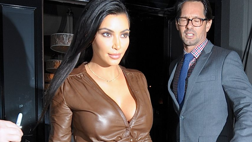 Kim Kardashian: Dieser Rock wird zur Stolperfalle!