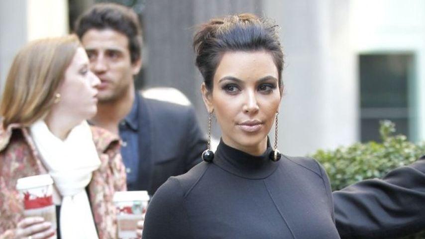Kim Kardashian: Schon wieder im Presswurst-Look!