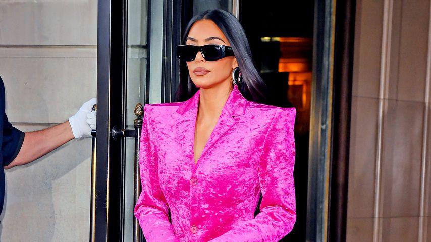 Kim Kardashian, Oktober 2021