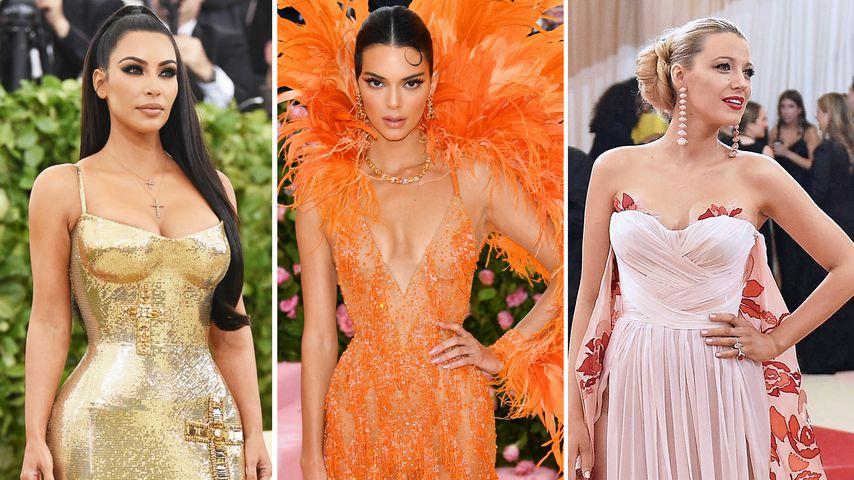 High Fashion von zu Hause: VIPs feiern Met Gala trotz Absage