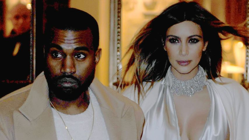 Kim Kardashian will zur Hochzeit Size Zero sein