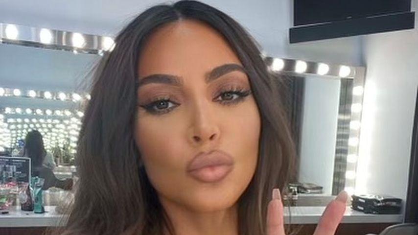 Kim Kardashian im April 2021