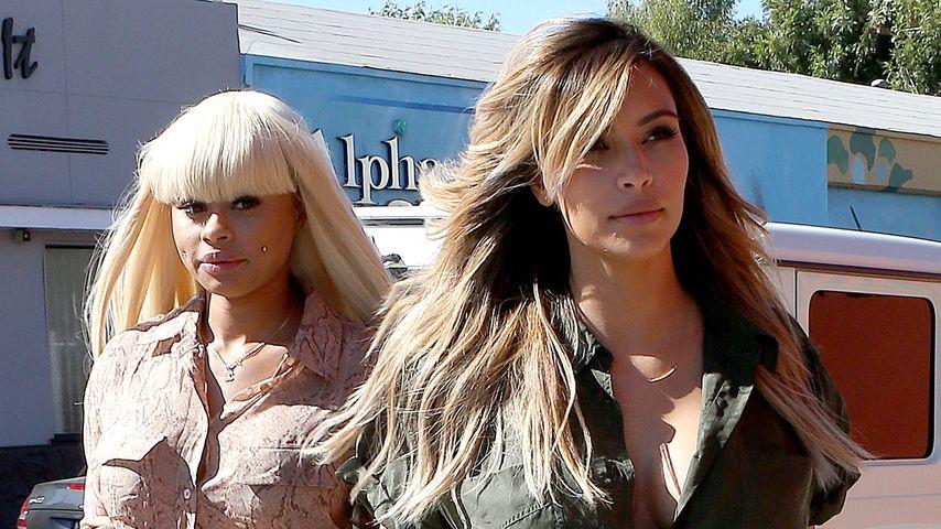 Kim Kardashian zeigt sexy-kurvigen After-Baby-Body
