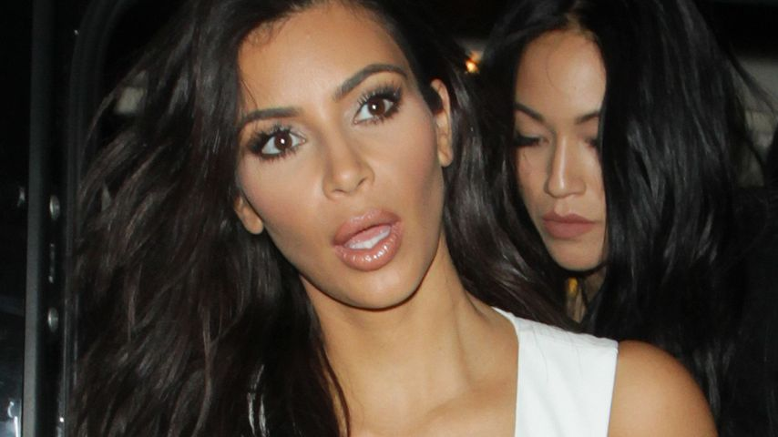 Mega-Gage! Kim Kardashian kriegt Kohle fürs Feiern