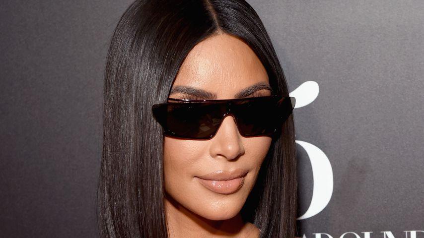 Kim Kardashian im August 2018
