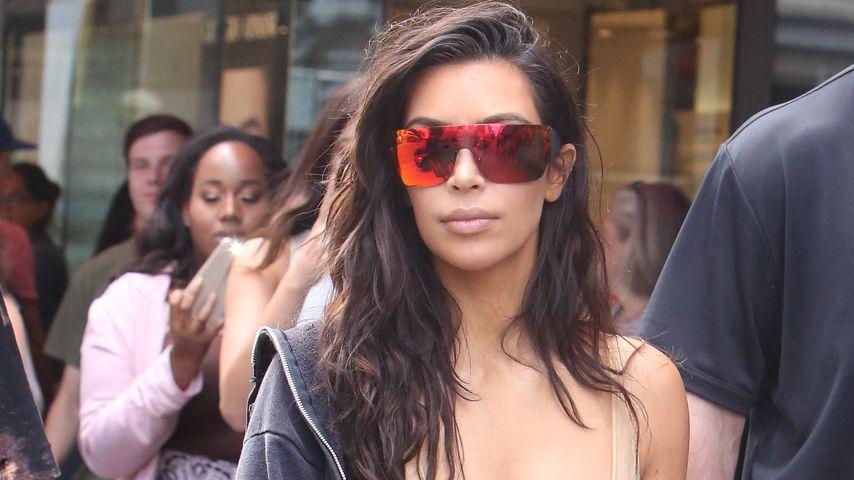 Kim fürchtet Sextape-Skandal: Auch Handys wurden gestohlen!