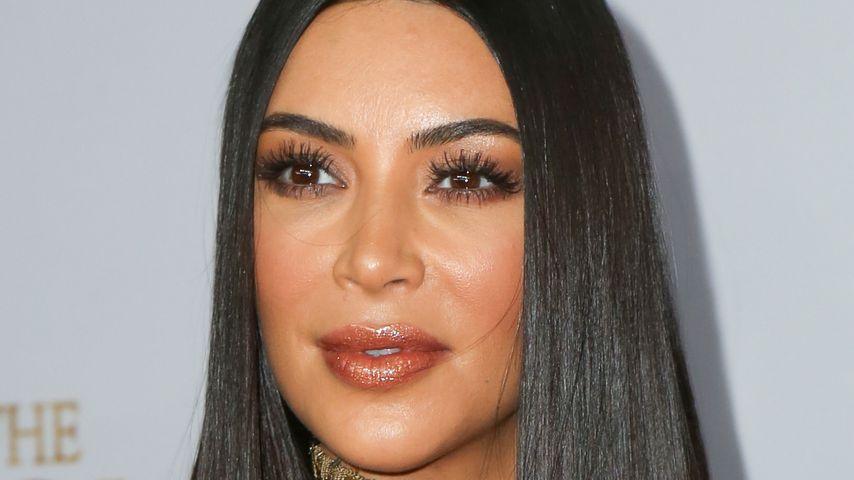 Wie Cleopatra: Kim Kardashian überrascht im Sleek-Look!