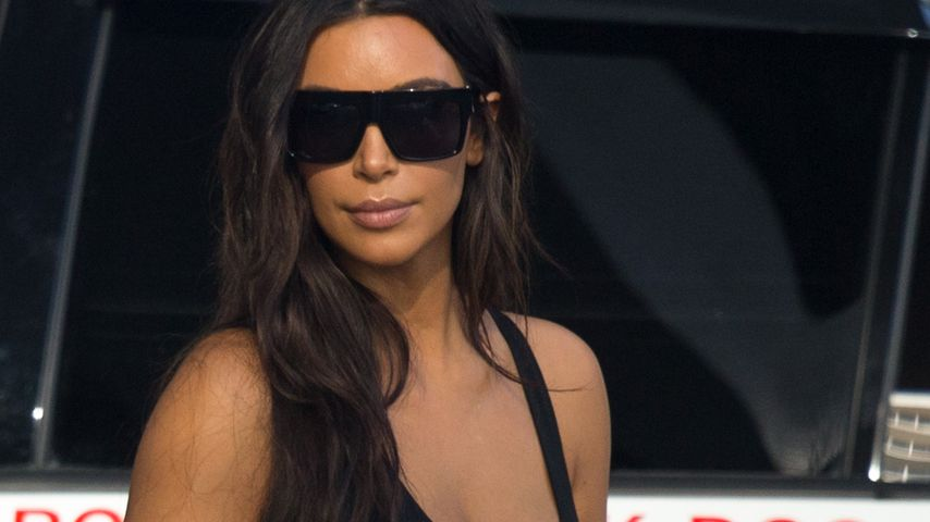 Kim Kardashian in Miami