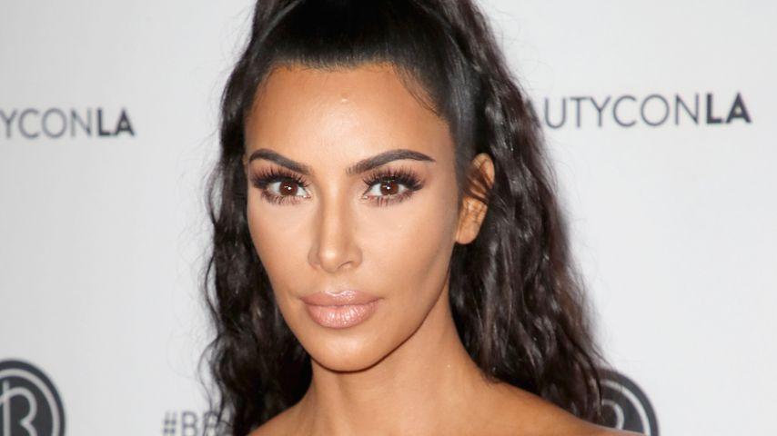 Kim Kardashian beim Beautycon Festival in L.A.