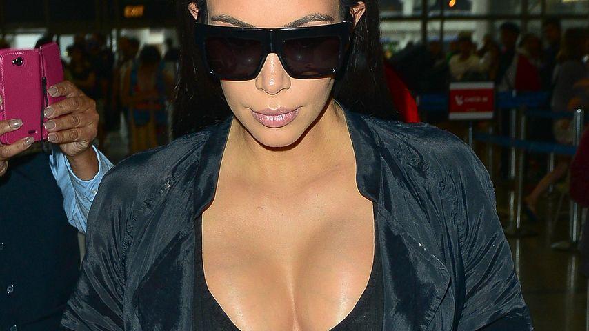 Riesen Instagram-Ärger: Kim Kardashian muss Foto löschen
