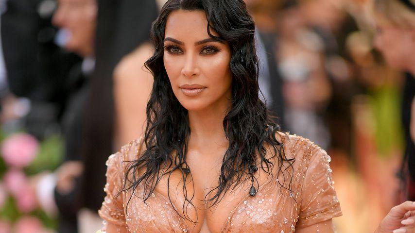 Kim Kardashian im Mai 2019 in New York