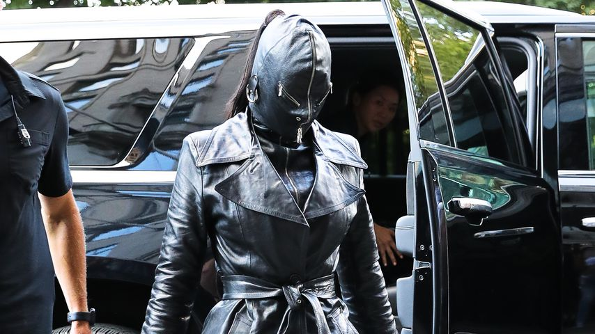 Kim Kardashian im September 2021