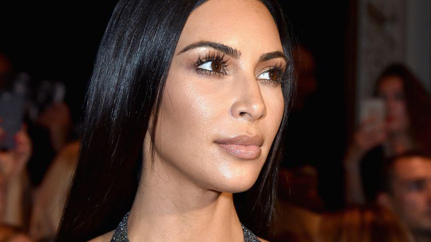 Kim Kardashian im September 2016 in Paris