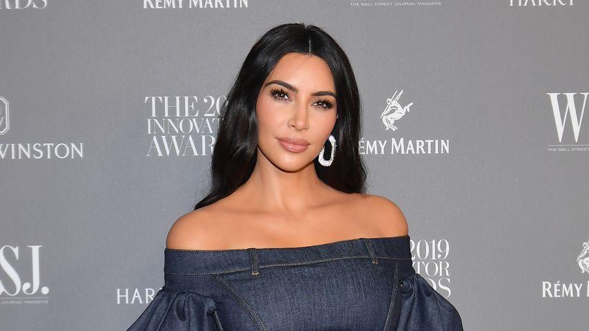 Kim Kardashian im November 2019 in New York