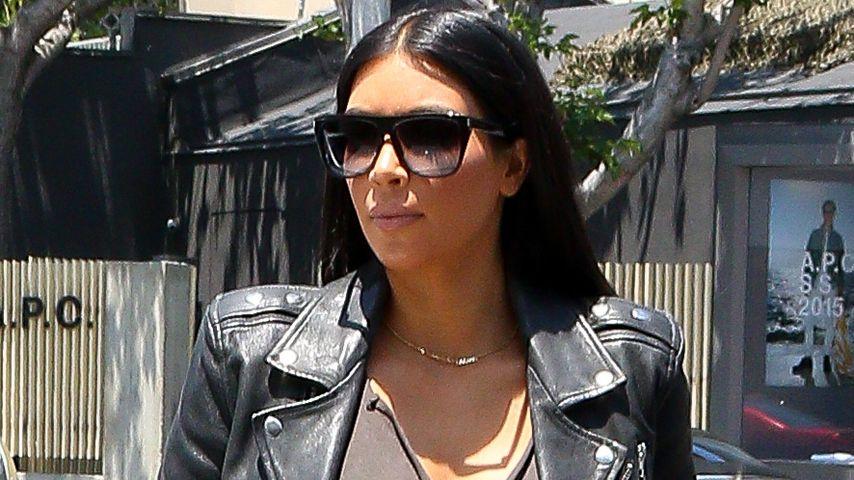 Im Doppelpack! Bekommt Kim Kardashian etwa Zwillinge?