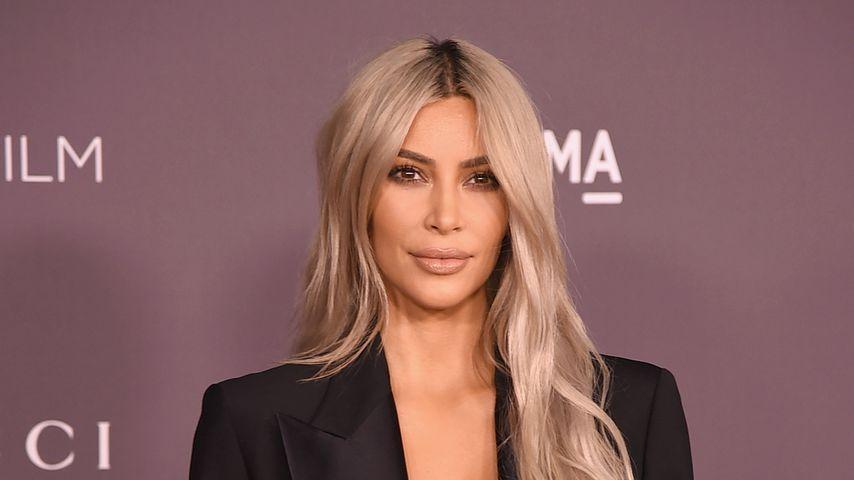 "Kim Kardashian bei der ""LACMA Art + Film Gala"" 2017"