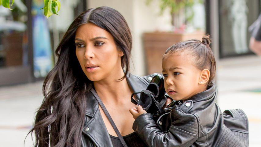 Merkwürdige Mundpartie: Kim Kardashian in der Beauty-Falle!