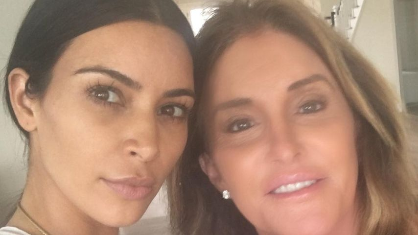 Vor Caitlyn: Kim Kardashian erwischte Bruce in Damenkleidung