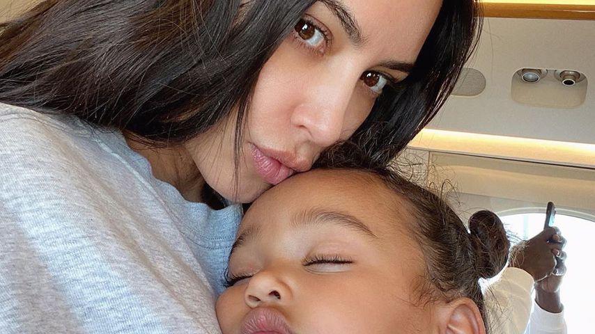 Süß! Kim Kardashian und Chicago bezaubern mit Kuschelfotos