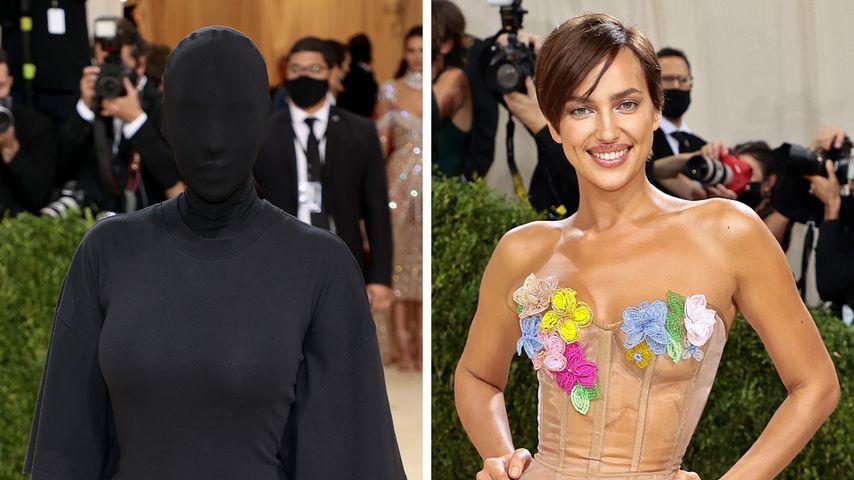 Kanye-Liebes-Chaos: Kim K. und Irina Shayk auf selbem Event